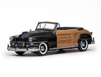 Vehicles  - Chrysler Town and Country Convertible (1948) Diecast Model Car