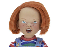 Puppets, Dolls & Figures  - Chucky 5.5 inch Poseable Figure from Child`s Play