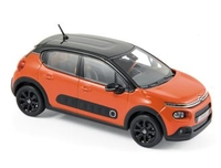 Citroen C3 (2016) Diecast Model Car