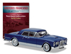 Facel Vega Excellence (1960) Diecast Model Car