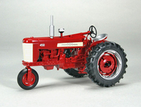 Model-making  - Farmall 450 Gas Single Front Diecast Model Tractor