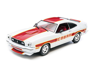Ford Mustang Cobra II (1977) Diecast Model Car