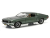 Vehicles Ford Mustang GT with Figure (Steve McQueen - 1968) Diecast Model Car from Bullitt