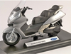 Honda Silver Wing Diecast Model Motorcycle