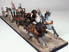 Horse Drawn Field Artillery Plastic Model Kit