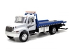 International Durastar 4400 Flat Bed Truck Diecast Model Car from Fast And Furious 7