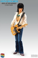 Collectibles & Rare Objects  - Keith Richards Figure