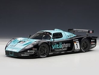 Maserati MC12 (FIA GT1 Championship Winner 2010) Diecast Model Car