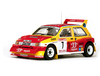 Vehicles MG Metro 6R4 (Didier Auriol - Champion de France 1986) Diecast Model Car