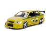 Vehicles Mitsubishi Lancer Evo II Brian`s Car Diecast Model Car from Fast And Furious 2 fast 2 Furious