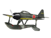 Nakajima A6M2 with Floats (1942) Diecast Model Airplane