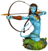 Collectibles & Rare Objects  - Neytiri Mini Bust