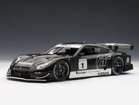 Vehicles  - Nissan GT-R GT500 Stealth Model (Gran Turismo GT5 2010) Diecast Model Car