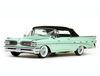 Pontiac Bonneville Closed Convertible (1959) Diecast Model Car