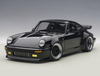Porsche 911 Type 930 `Black Bird` Diecast Model Car from Wangan Midnight