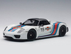Porsche 918 Spyder Weissach Package (2013) Composite Model Car