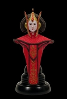 Queen Amidala Mini Bust
