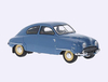 Saab 92 B (1954) Diecast Model Car