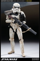 Collectibles & Rare Objects  - Sand Trooper - Desert Sands Detachment Figure