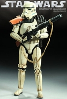 Collectibles & Rare Objects  - Sand Trooper - Squad Leader Polystone Statue