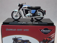 Vehicles  - Sanglas 400 T (1966) Diecast Model Motorcycle