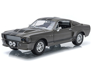 Shelby Mustang GT500 `Eleanor` (1967) Diecast Model Car from Gone In Sixty Seconds