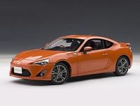 Toyota 86 `Limited` RHD Asian Version (2012) Diecast Model Car