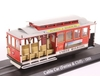United Railroads San Francisco Cable Car (Ferries and Cliff 1888) Diecast Model Tram