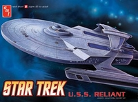 Collectibles & Rare Objects  - USS Reliant Plastic Model Kit
