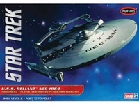Puppets, Dolls & Figures  - USS Reliant Plastic Model Kit from Star Trek The Wrath Of Khan