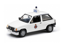 Vehicles  - Vauxhall Nova (Northumbria Police)