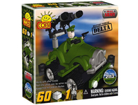 Radio-controlled Models  - Vehicle Delta Small Army