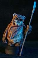 Collectibles & Rare Objects  - Warwick W Wicket Mini Bust