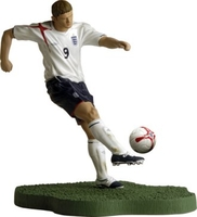 Collectibles & Rare Objects  - Wayne Rooney (6 inch) Figure