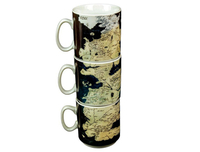 Puppets, Dolls & Figures  - Westeros Stacking Mug Set from Game Of Thrones