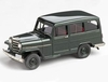 Willys Overland 4wd Station Wagon (1952) Diecast Model Car