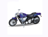 Vehicles  - Yamaha Roadster Warrior (2002) Diecast Model Motorcycle