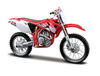 Yamaha YZ 450F Diecast Model Motorcycle