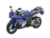 Yamaha YZF R1 Plastic Model Motorcycle