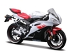 Yamaha YZF R6 (2007) Diecast Model Motorcycle