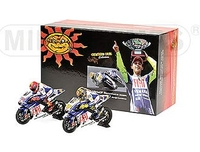Vehicles  - Yamaha YZR-M1 2 Bike Set (Valentino Rossi and Jorge Lorenzo MotoGP 2009)