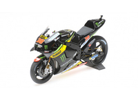 Vehicles  - Yamaha YZR-M1 Monster Tec3 (Bradley Smith - Moto GP 2016) Diecast Model Motorcycle