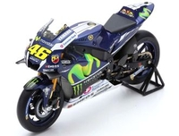Vehicles  - Yamaha YZR-M1 (Valentino Rossi - Winner Jerez MotoGP 2016) Resin Model Motorcycle