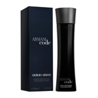 Armani Code for Men Aftershave Lotion 100ml