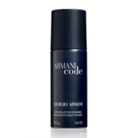 Deodorants  - Armani Code for Men Deodorant Spray 150ml