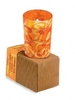 Himalaya Maroma Green-Light Luminary Candle - Spicy Mandarin