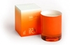 ila Beyond Organic Fragrant Candle for Higher Energy - Orange Blossom