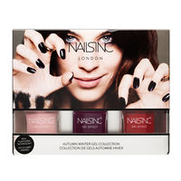 Manicure Accessories  - nails inc Autumn Winter Gel Effect Collection