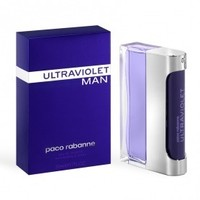 Paco Rabanne Ultraviolet Man Eau De Toilette Spray 50ml