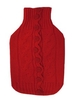 Vagabond Hot Water Bottle 2ltr - Cable Knit
